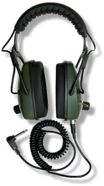 Detector Pro Nugget Buster NDT Gold Prospecting Headphones