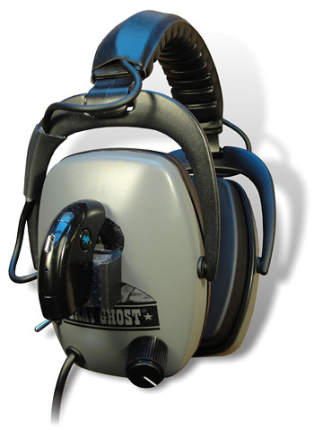 Detector Pro Gray Ghost BT
